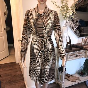 Tommy Bahama Shadow Fronds Dress